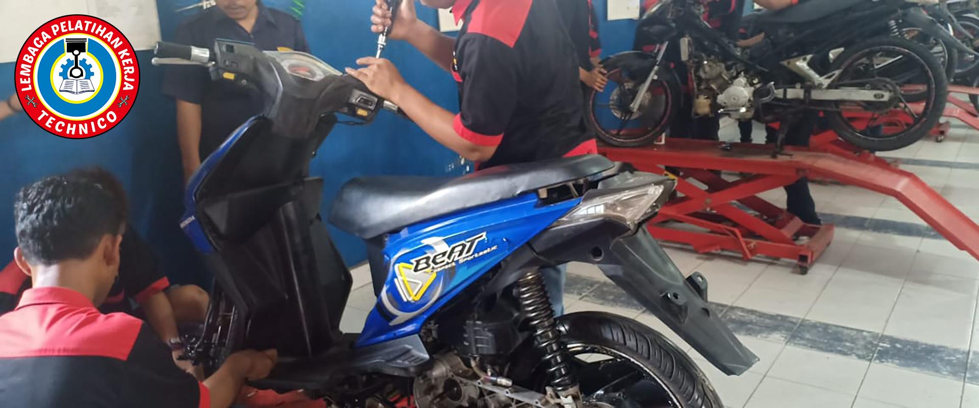 Perawatan dan Service Sistem Rem Motor